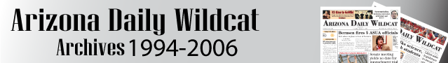 Arizona Daily Wildcat Archives