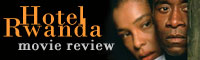 'Hotel Rwanda' movie review